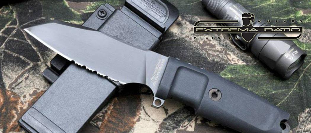 Extrema Ratio knives and tools