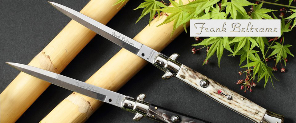 F.LLi Beltrame Knives