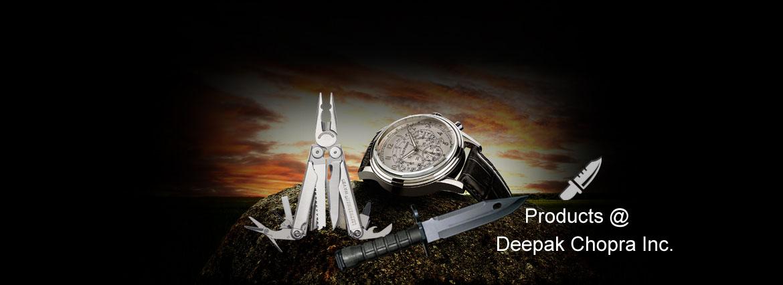 Products @ Deepak Chopra Inc