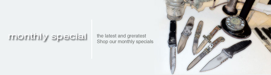 Monthly Special Knives and products at Deepak Chopra Inc.