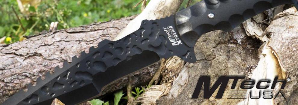 MTech Knives