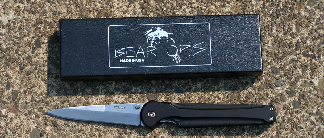 Bear Ops Knives