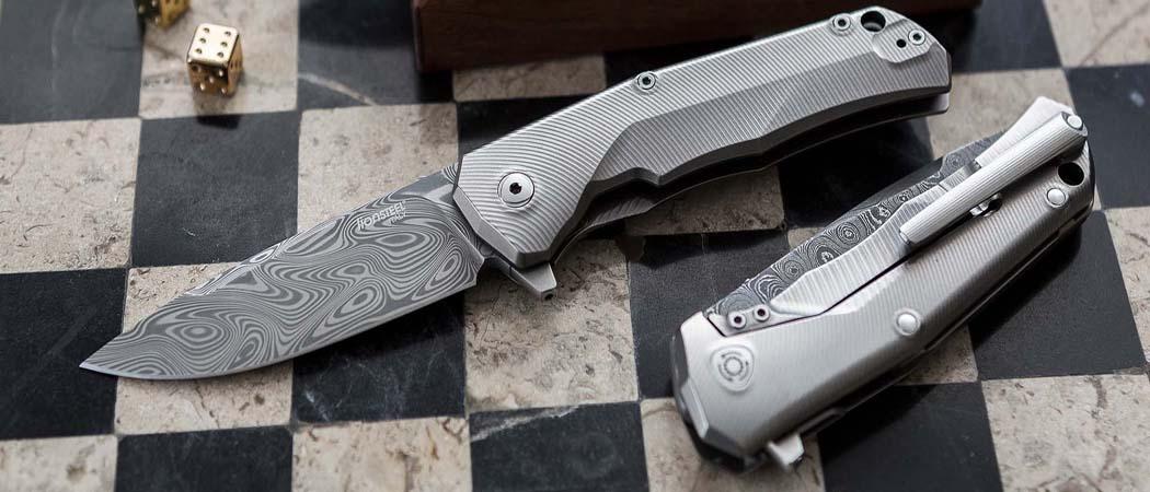 Lion Steel Knives