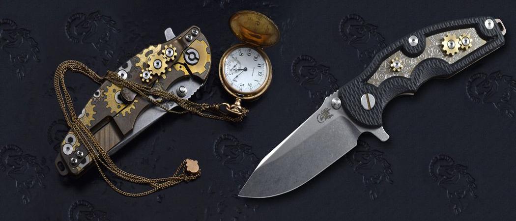 Rick Hinder Knives