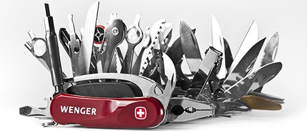 Wenger Swiss Knives